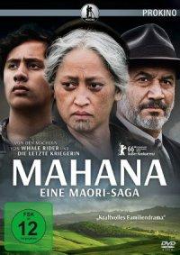 Mahana - DVD-Cover