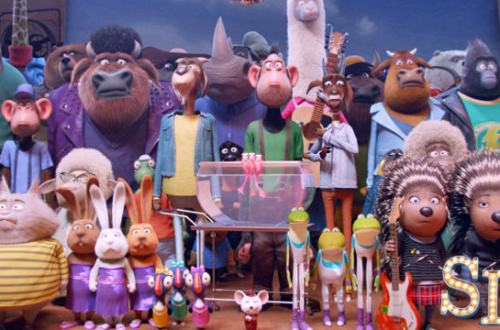 Sing - Review