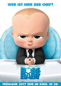 Teh Boss Baby - Poster