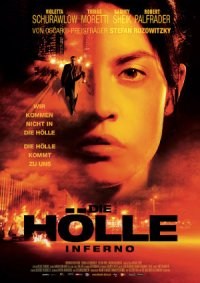 Die Hoelle - Inferno - Poster