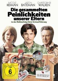 Die gesammelten Peinlichkeit unserer Eltern - DVD-Cover