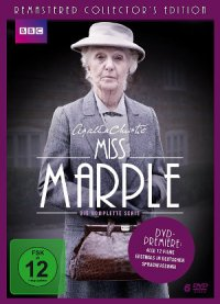 Miss Marple - DVD-Cover