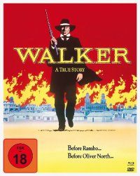 Walker - Blu-Ray Cover