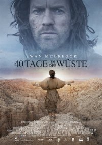 40 Tage in der Wueste - poster