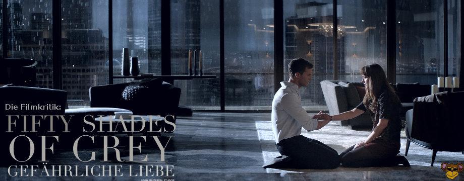 50 Shades of Grey 2 - Review/ Filmkritik
