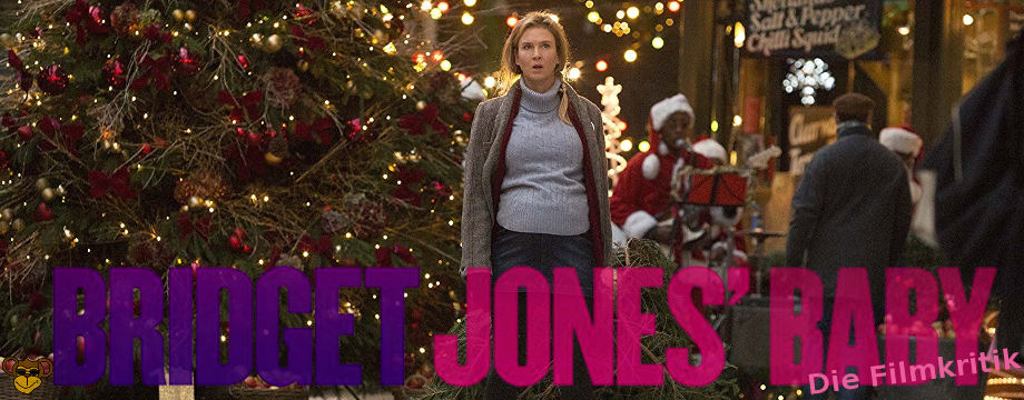 Bridget Jones Baby - Review/ Filmkritik