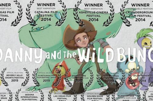 Danny and the wild bunch - short movie by robert rugan