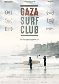 Gaza Surf Club - poster