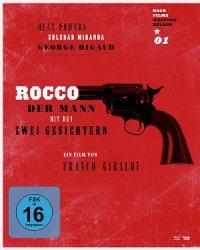 Rocco - Der Mann mit den zwei Gesichter - DVD-Cover