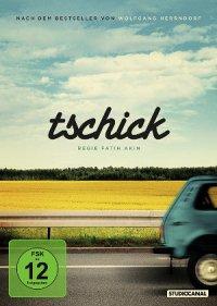 Tschick - DVD-Cover