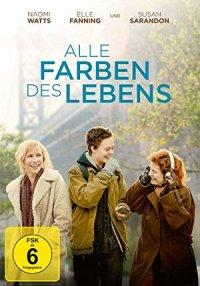 Alle Farben des Lebens - dvd-cover