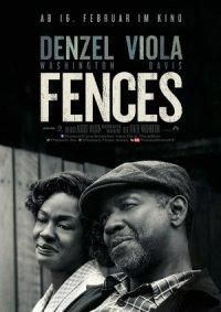 Fences - Poster