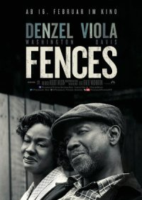 Fences - Poster