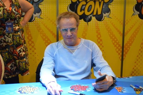 German Comic Con Frankfurt 2017 - Christopher Lambert