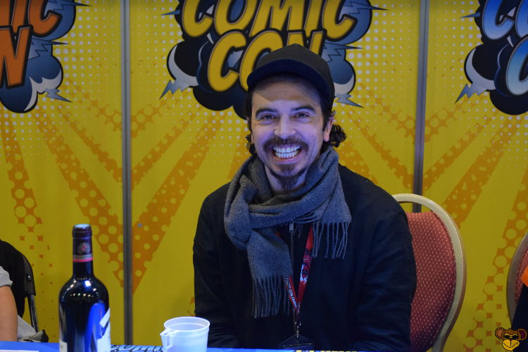 German Comic Con Frankfurt 2017 - Ryan Gage
