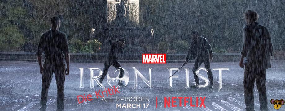 Iron Fist - Season 1 -Review