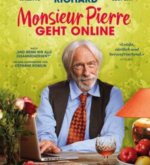 Monsieur Pierre geht online - Poster