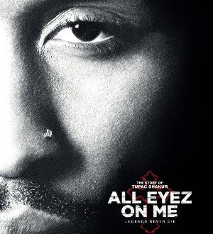All eyez on me - Poster