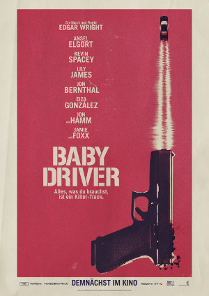 Baby Driver - Poster