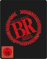Battle Royal - blu-ray-cover