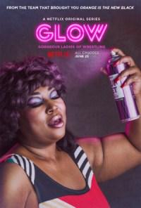 Glow - Poster