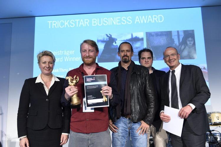 ITFS 2017 - Trickstar Buisness Award