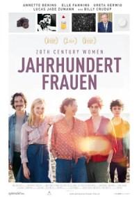 Jahrhundertfrauen / 20th Century Woman - poster