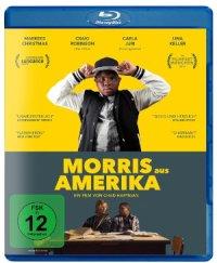Morris aus Amerika - Blu-Ray Cover