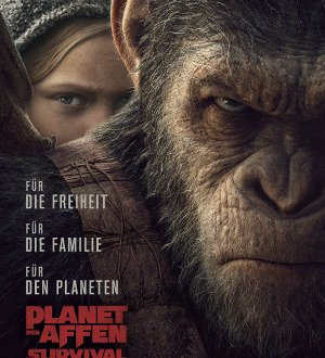 Planet der Affen Survival - Poster