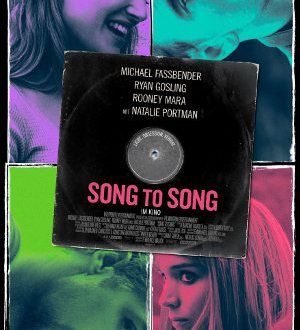 Song to Song - Poster
