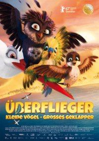 Überflieger - kleine Vögel grosses Geklapper_poster