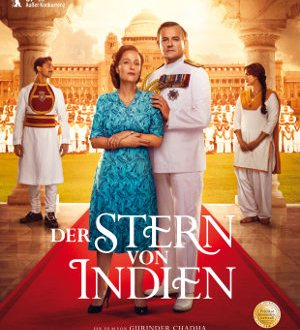 der Stern von Indien - Poster