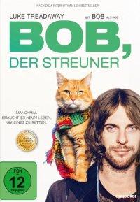 Bob der Streuner - DVD-Cover