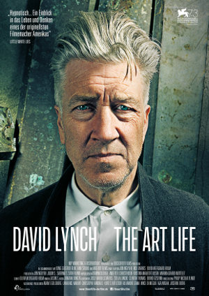 David Lynch - The Art of Life - Poster | Ein Dokumentarfilm über den berühmten Regisseuer
