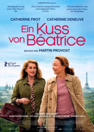 Ein Kuss für Beatrice - Poster