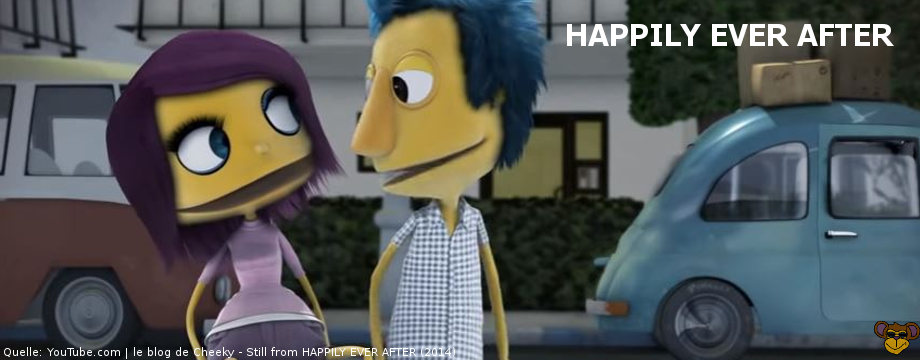 Happily ever after - short movie by Yonni Aroussi & Ben Genislaw