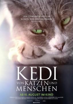Kedi - Über Katzen und Menschen - Poster | Ein Dokumentarfilm