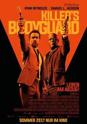 Killers Bodyguard - Poster | Ein Action-Thriller mir Ryan Reynolds und Samual L. Jackson