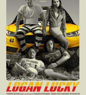 Logan Lucky - Poster | Eine Komödie über einen gewagten Überfall