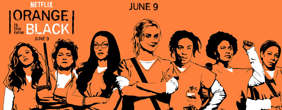 Orange is the new Black -review