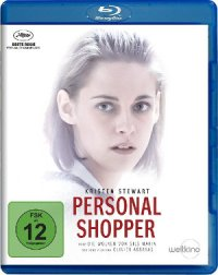 Personal Shopper - BD-Cover