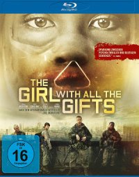 The Girl with all the gifts - BD-Cover