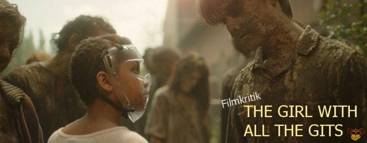 The Girl with all the gifts - Review   Ein Zombiefilm über ein kleines Mädchen