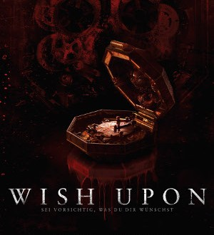 Wish Upon - Poster | Ein schauriges Horror-Märchen