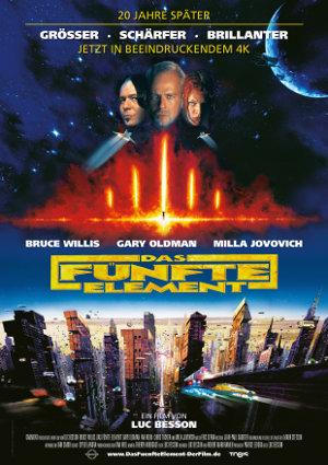 Das fünfte Element - Poster | 20. Jubiläum