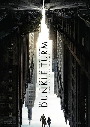 Der dunkle Turm - Poster | Eine Romanverfilmung