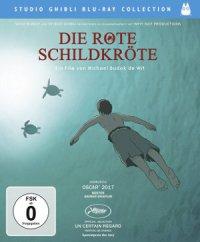 Die rote Schildkröte - Blu-Ray Cover