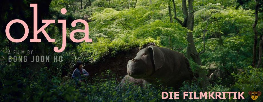 Okja - Review | Eine Netflix-Produktion um ein Superschwein und ihre menschliche Freundin