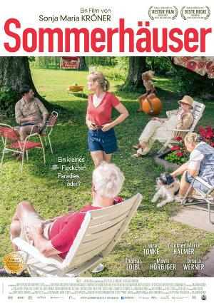 Sommerhäuser - Poster | Komödie
