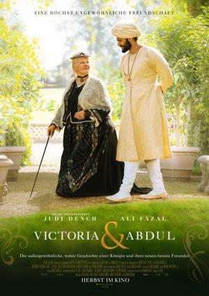 Victoria und Abdul - Poster | Englische Königin freundet sich mit einfachen Diener an
